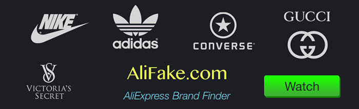 Jak szukać Nike, Lacoste i inne marki na AliExpress